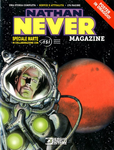 Nathan Never Magazine - N° 6 - 2020 - Bonelli Editore