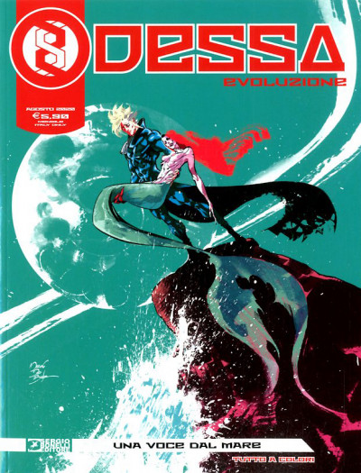 Odessa - N° 15 - Una Voce Dal Mare - Evoluzione Bonelli Editore