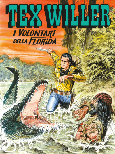 Tex Willer N.21 - I volontari della Florida
