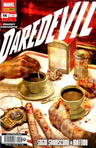 Devil E I Cavalieri Marvel - N° 107 - Daredevil 14 - Panini Comics
