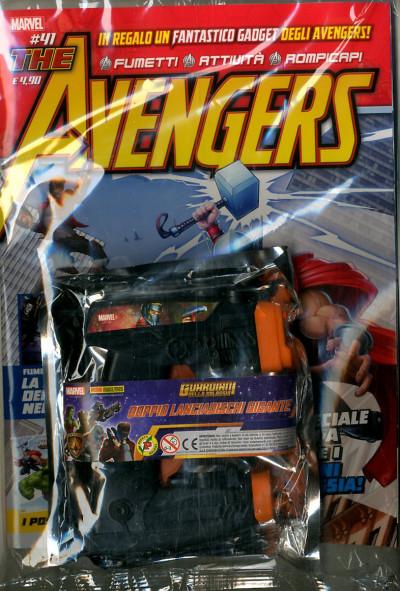 Marvel Adventures - N° 50 - Avengers Magazine 41: Thor & Guardiani Della... - Panini Comics