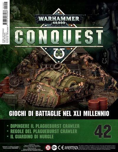 Warhammer 40,000: Conquest uscita 42