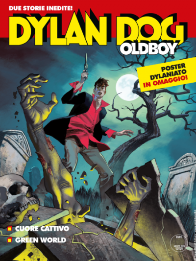 Dylan Dog Oldboy N.2 - Dylan Dog OldBoy 2
