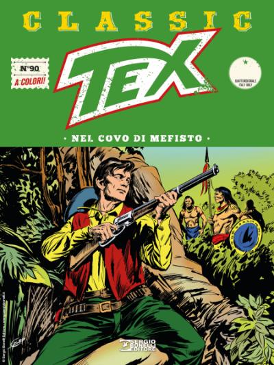 Tex Classic N.90 - Nel covo di Mefisto