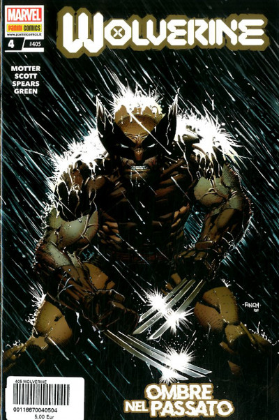 Wolverine - N° 405 - Wolverine 4 - Panini Comics
