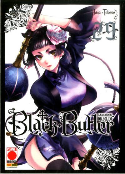 Black Butler - N° 29 - Black Butler - Panini Comics