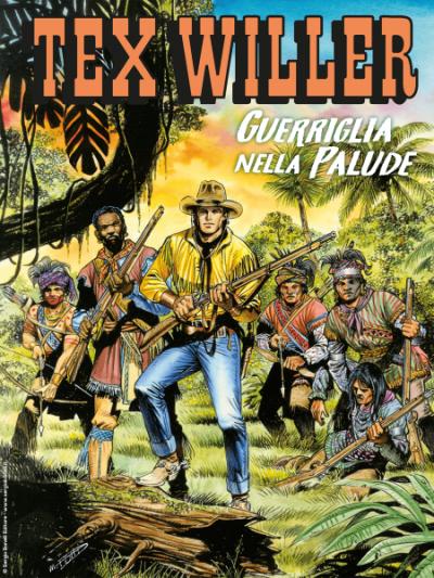 Tex Willer N.22 - Guerriglia nella palude