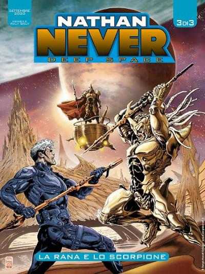 Nathan Never Deep Space N.3 - La rana e lo scorpione