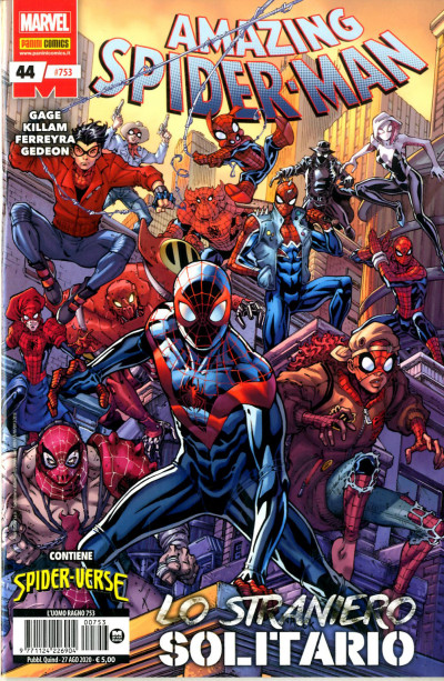 Spider-Man - N° 753 - Amazing Spider-Man 44 - Panini Comics