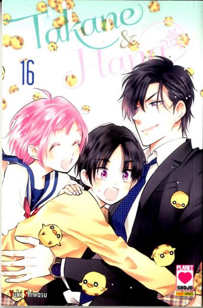 Takane & Hana - N° 16 - Manga Heart 44 - Panini Comics