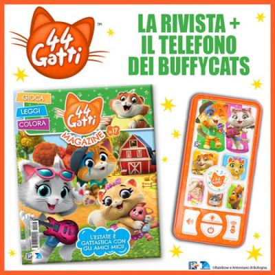 44 Gatti - La rivista ufficiale della serie TV