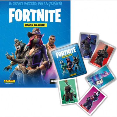 Fortnite - Sticker Collection
