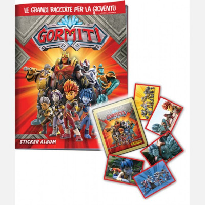 Gormiti - Sticker Collection