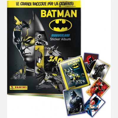 Batman 80 Years - Anniversary Sticker Collection