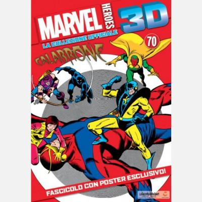 MARVEL Heroes 3D (ed. 2019)