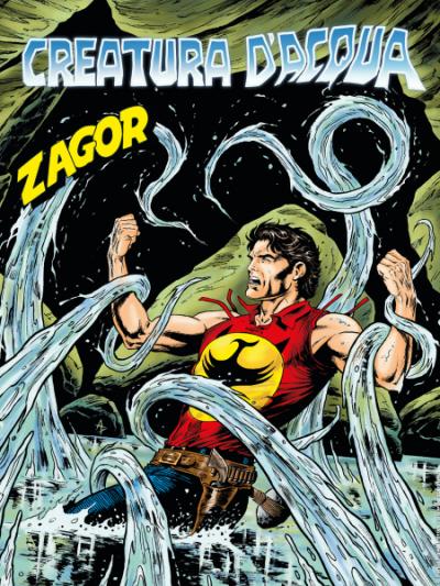 Zagor N.662 - Creatura d'acqua