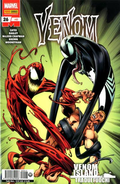 Venom Nuova Serie - N° 43 - Venom 26 - Panini Comics