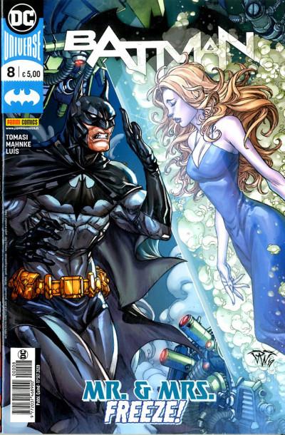 Batman - N° 8 - Batman - Panini Comics