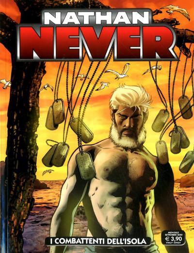 Nathan Never - N° 352 - I Combattenti - Bonelli Editore