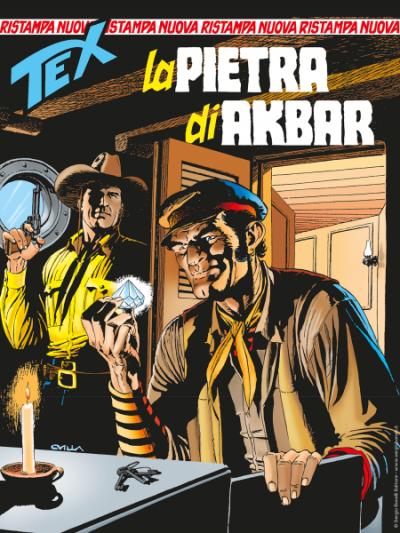 Tex Nuova Ristampa N.461 - La pietra di Akbar