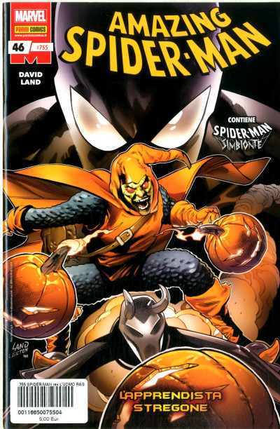Spider-Man - N° 755 - Amazing Spider-Man 46 - Panini Comics