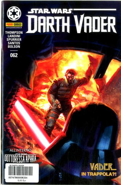 Darth Vader - N° 62 - Darth Vader - Panini Dark Panini Comics