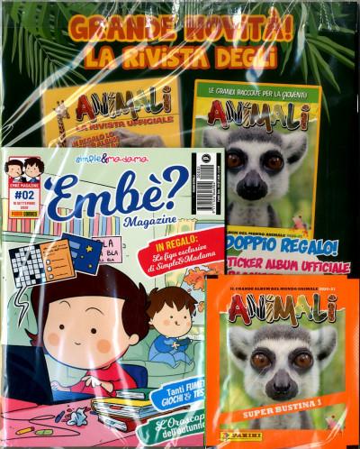 Embe'? Magazine - N° 2 - Panini Extra 2 - Panini Comics