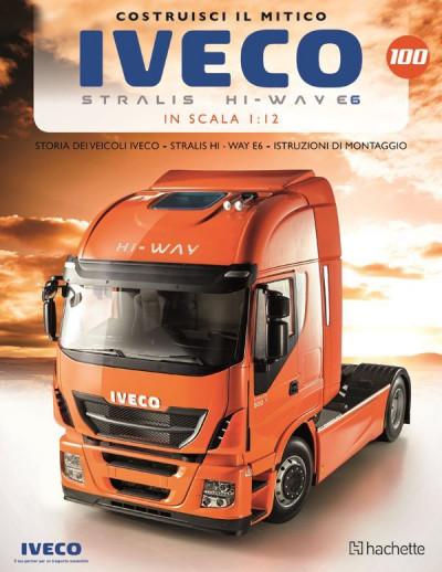 Costruisci il mitico Iveco Stralis 2^ edizione uscita 100