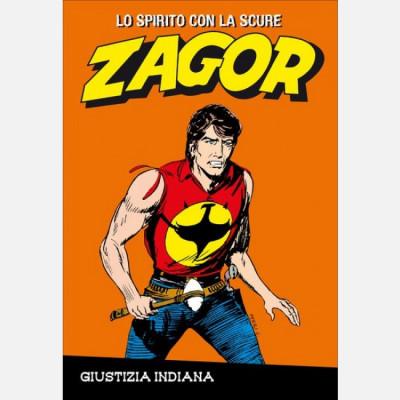 ZAGOR - Lo spirito con la scure