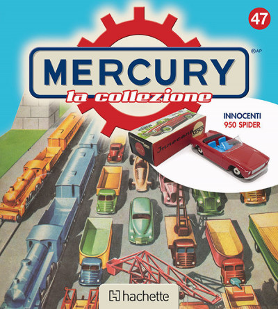 Mercury - la collezione uscita 47