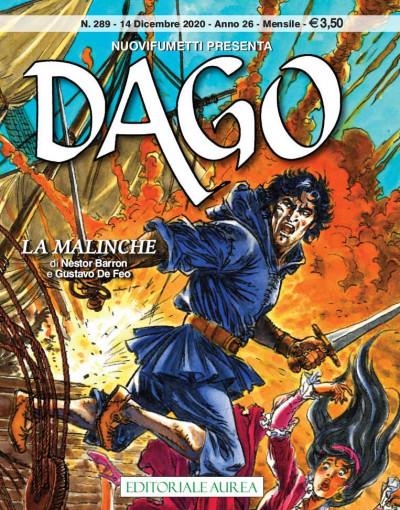 Dago Anno 22 In Poi - N° 289 - La Malinche - Editoriale Aurea