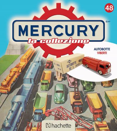 Mercury - la collezione uscita 48