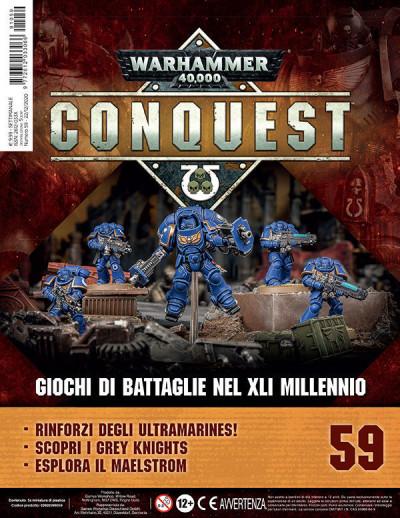 Warhammer 40,000: Conquest uscita 59