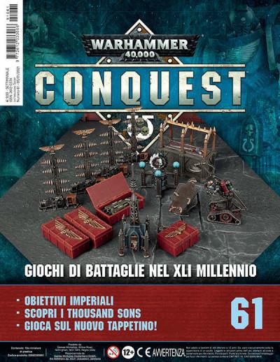Warhammer 40,000: Conquest uscita 61