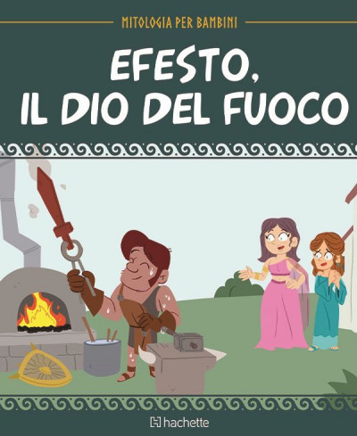 Mitologia per bambini 2^ edizione uscita 54