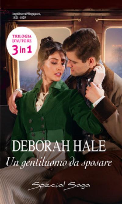 Harmony Harmony Special Saga - Un gentiluomo da sposare Di Deborah Hale