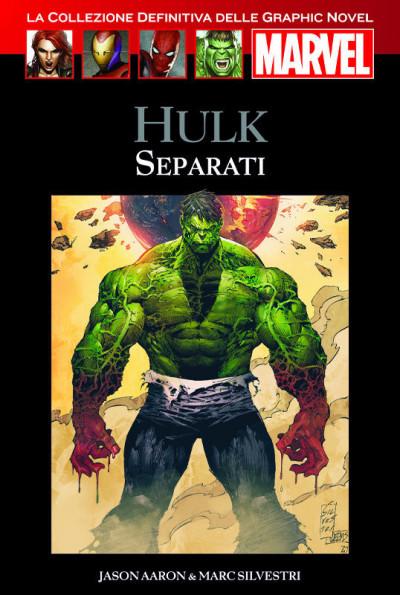 La collezione definitiva delle Graphic Novel Marvel uscita 70