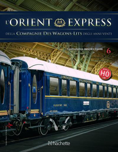 L'Orient Express degli anni Venti uscita 6