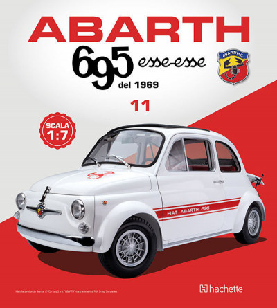 Abarth 695 esse esse uscita 11