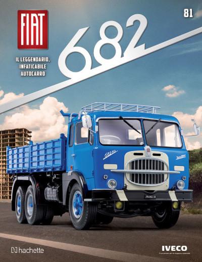 Costruisci il Camion FIAT 682 uscita 81