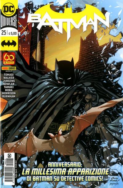 Batman - N° 25 - Batman - Panini Comics
