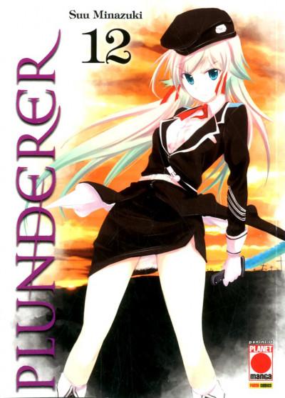 Plunderer - N° 12 - Manga Saga 58 - Panini Comics