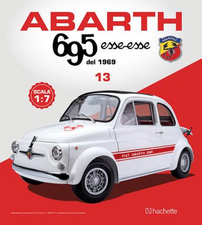 Abarth 695 esse esse uscita 13