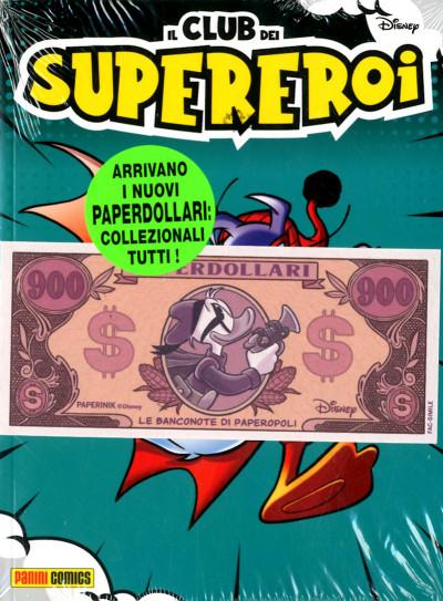 Club Dei Supereroi - N° 2 - Il Club Dei Supereroi - Panini Comics