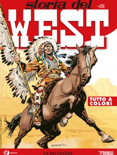 Storia del West N.10 - La pattuglia