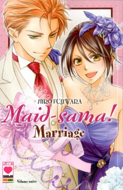 Maid-Sama! Marriage - Manga Kiss 54 - Panini Comics