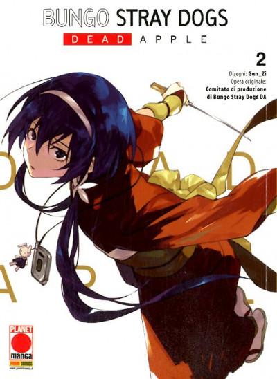 Bungo Stray Dog Dead Apple - N° 2 - Manga Universe 137 - Panini Comics