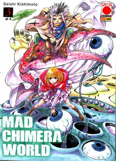 Mad Chimera World (M4) - N° 3 - Fire 12 - Panini Comics