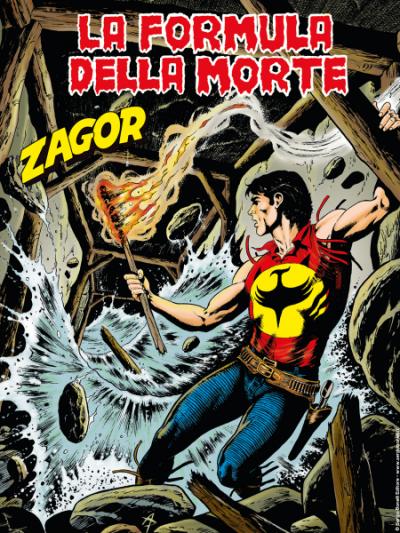 Zagor N.652 - La formula della morte