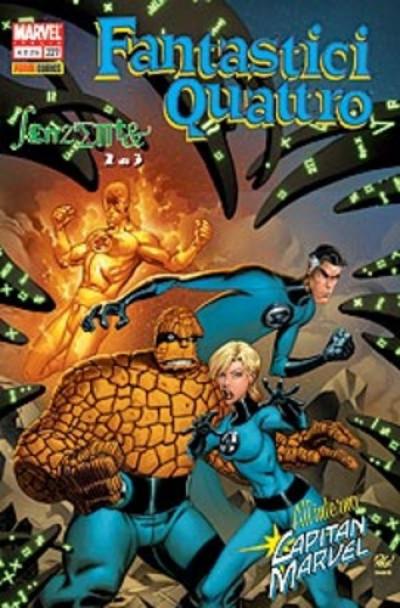 Fantastici Quattro - N° 227 - Fantastici Quattro 227 - Marvel Italia